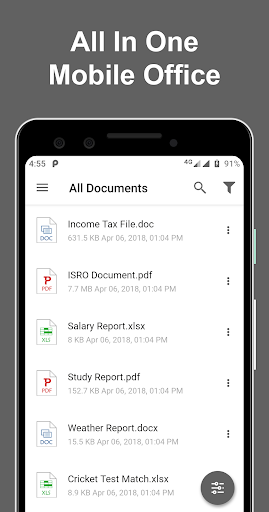 Document Manager and File Viewer 22.0 Screenshots 1
