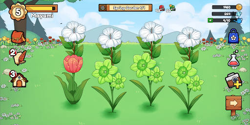 Kim's Garden 1.0.2 screenshots 1