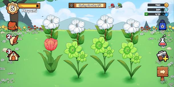 Kim's Garden Mod Apk 1.0.2 (Unlimited Money) 1
