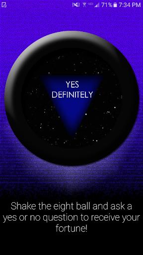 Magic 8 Ball  screenshots 1