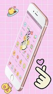 Pink Finger Love Romantic Theme 1.1.3 Mod + Data Download 3