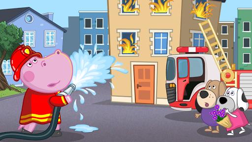 Fireman for kids  screenshots 7
