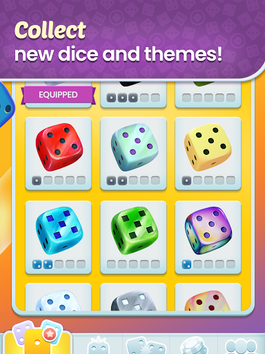 Golden Roll: The Yatzy Dice Game 2.3.0 screenshots 11