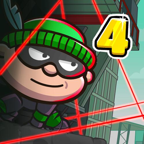 Bob The Robber 4  (Mod Money) 1.46 mod