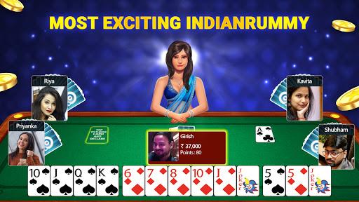Indian Rummy: Play Rummy Game Online  Screenshots 1