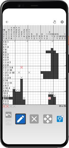 Nonogram Square - Picture cross puzzle apkdebit screenshots 5