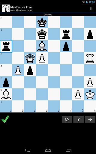 Chess tactics puzzles | IdeaTactics 1.17 screenshots 13