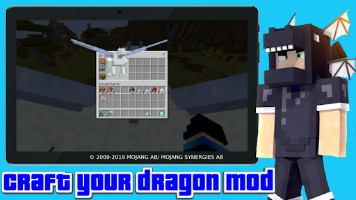 Craft your dragon mod  screenshots 7