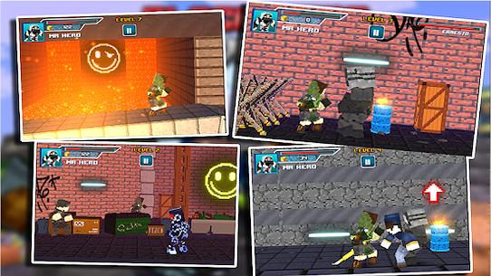 Baixar Block City Wars MOD APK 7.1.5 – {Versão atualizada} 3