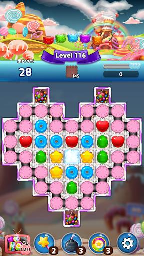 Télécharger Gratuit My Jelly Bear Story: New candy puzzle apk mod screenshots 4