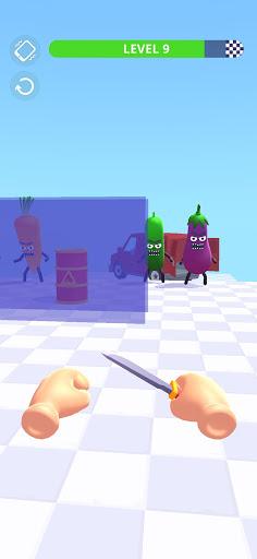 Hit Tomato 3D: Knife Throwing Master screenshots 6
