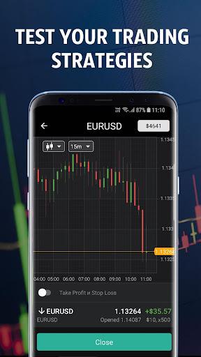 Forex Tutorials - Forex Trading Simulator  Screenshots 3