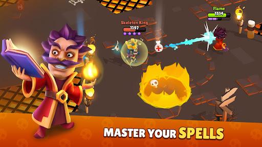 Magic Arena: Battle Royale screenshots 9