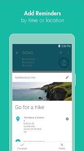 Ike - To-Do List, Task List Screenshot