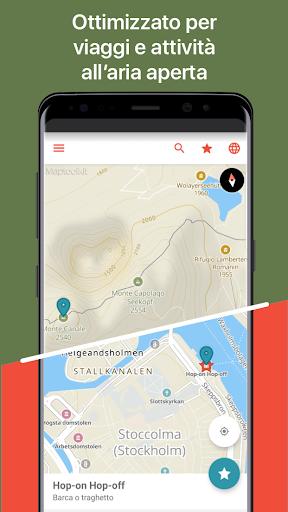 Scarica City Maps 2GoPro Mappa Offline mod apk 1