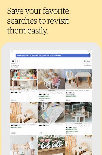 Etsy: Buy Custom, Handmade, and Unique Goods apktram screenshots 16