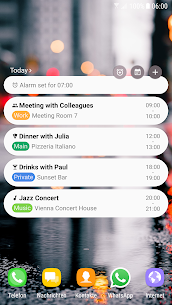 Calendar Agenda Widget (Material Design) APK 3