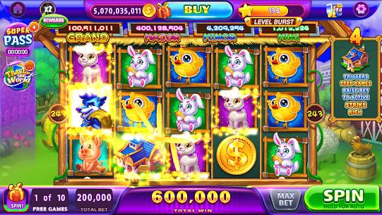 Spin bet Slot Machine-casino slots freeamp bingo Apk Download NEW 2021 4