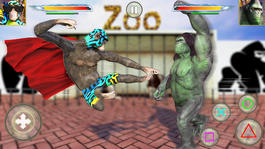 Apes Fighting 2018: Survival For Pc (Windows And Mac) Free Download 3