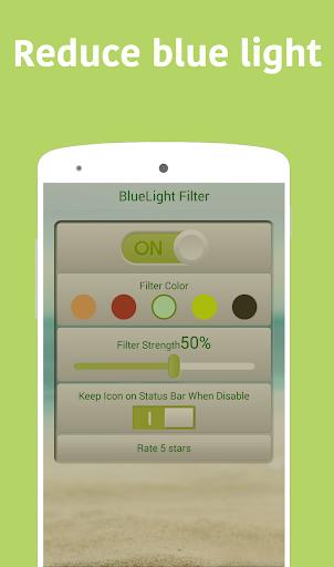 Bluelight Filter - Night Mode  Screenshots 4