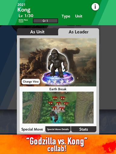 GODZILLA BATTLE LINE 1.1.3 screenshots 15
