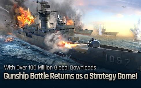 Gunship Battle Total Warfare 4.0.12 Apk + Data 2