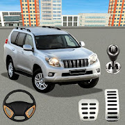 Real Prado Car Parking Games 3D: Driving Fun Games