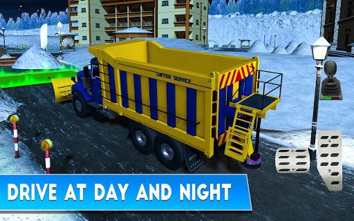 Winter Ski Park: Snow Driver 1.0.3 screenshots 11