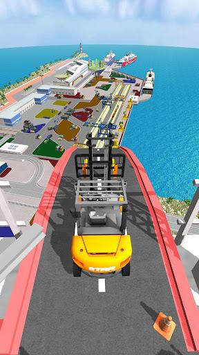 Construction Ramp Jumping Apkfinish screenshots 7