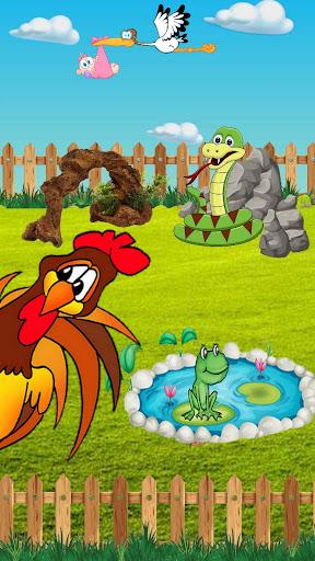 Zoo For Preschool Kids 3-9 - Animals Sounds  Screenshots 7