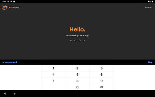 Bankwest  screenshots 11