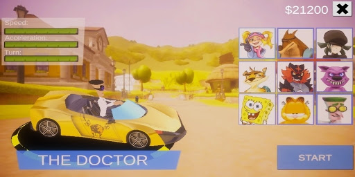 Rush: Extreme Racing - Crash, Drift at Hot Wheels screenshots 8