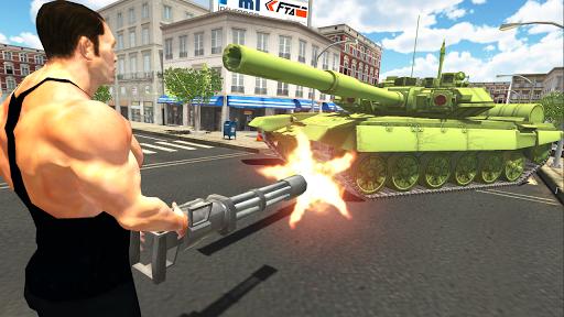 Grand Crime Gangster Simulator apktram screenshots 4