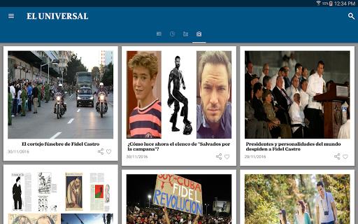El Universal 3.2.4 screenshots 10