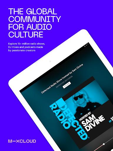 Mixcloud - Radio & DJ mixes android2mod screenshots 6
