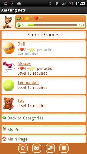 Amazing Pets - My Dog or Cat 6.6.0 screenshots 4