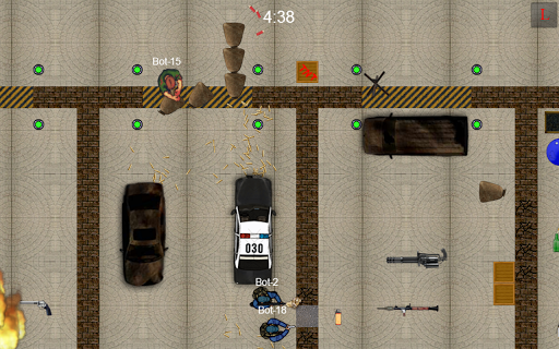 2D Strike APK MOD (Astuce) screenshots 3
