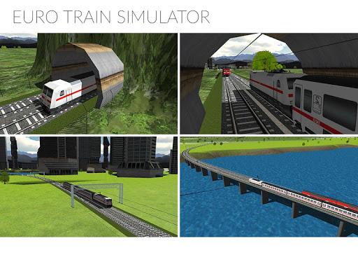 Euro Train Simulator 3.3.1 screenshots 12
