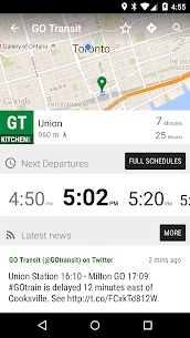 GO Transit Train – MonTransit 1.2.1r1088 MOD for Android 2