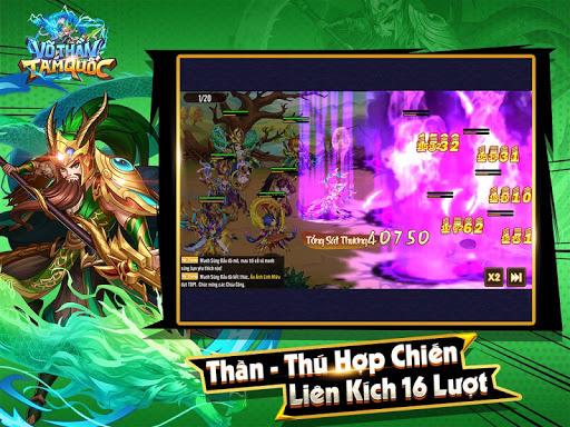 Vu00f5 Thu1ea7n Tam Quu1ed1c - Vo Than Tam Quoc 1.0.9 Screenshots 13