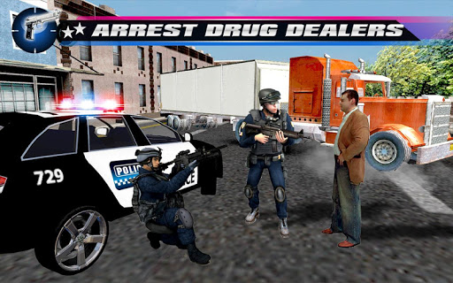 Cops Crime City :Police Driver  screenshots 12