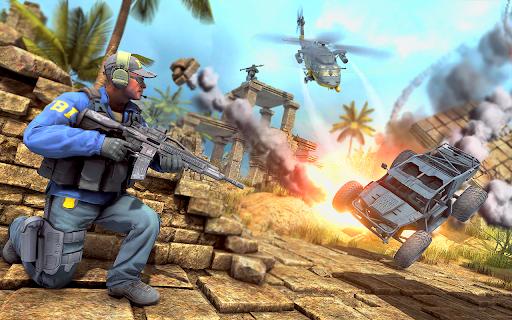 Modern Warfare action: Offline Critical games  screenshots 1