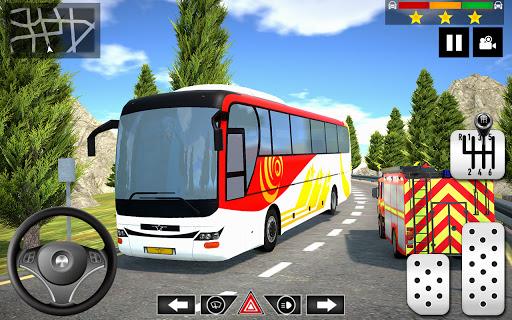 Mountain Bus Simulator 3D apktram screenshots 3
