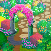 Royal Garden Tales - Match 3 Puzzle Decoration '