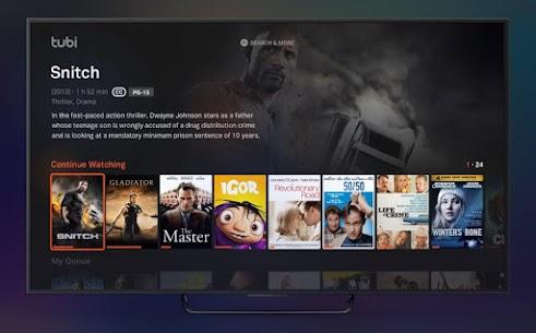 TUBI TV APK- DOWNLOAD MOVIES & TV SHOWS 6
