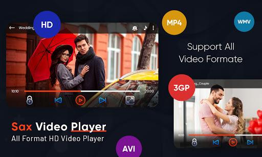 Download SAX Video Player - XNX Video Player mod apk 1