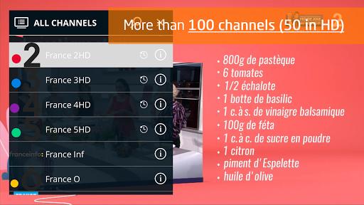 Orange TV Play Luxembourg screenshots 2