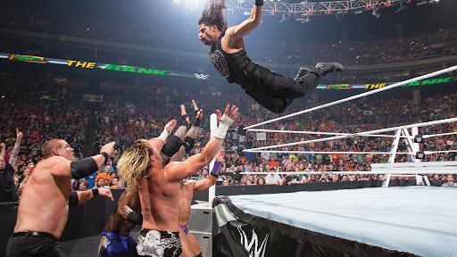 Real Wrestling Ring Fighting: Wrestling Games screenshot 1