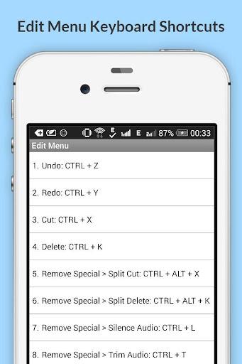 Free Audacity Shortcuts 6.6.6.2 Screenshots 3