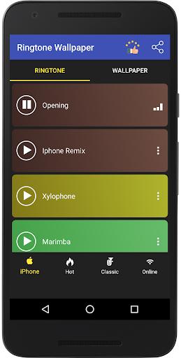 Ringtone for Iphone 2.0 Screenshots 2